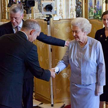 Future Health призната от кралицата на Англия